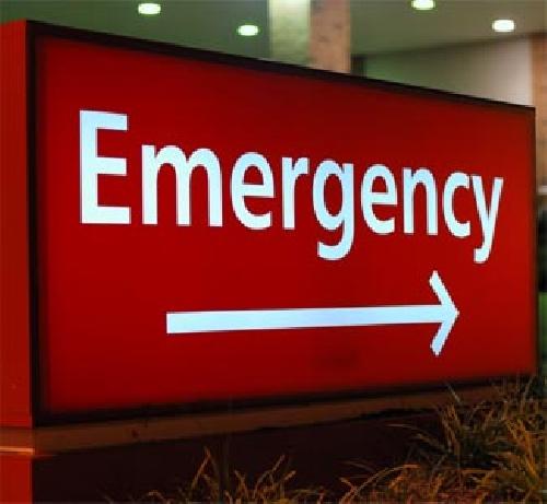 پاورپوینت آشنایی با فضای اورژانس در بیمارستان