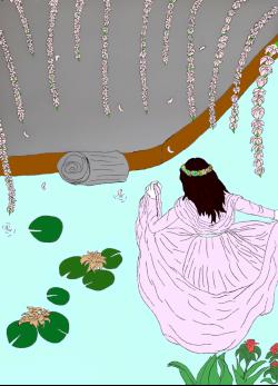 فایل Featuring flowers drawing
